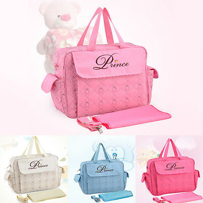 2160 Water Proof Waterproof Large Baby Nappy Changing Bags Diaper Hospital Ba