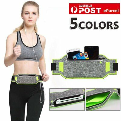 Sport Fanny Belly Waist Bum Bag Fitness Running Jogging Cycling Belt Pouch Pack