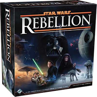 Star Wars Rebellion Core Game (Sealed) NEW