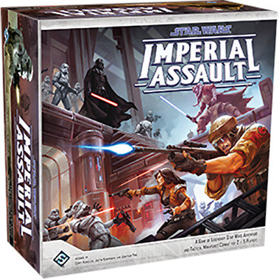 Star Wars Imperial Assault Core Game (Sealed) NEW
