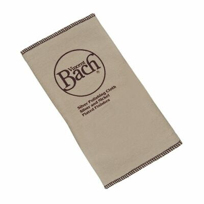 Bach Deluxe Silver Polishing Cloth Beige for Silver Plates Instruments