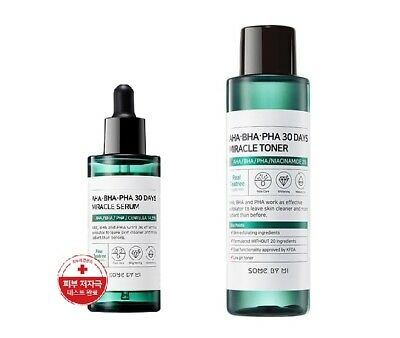 Ifactory SomeByMi  AHA BHA PHA 30 Days Miracle SERUM, TONER