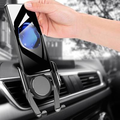 Universal Car Air Vent Mount Clip Holder Magnetic Dock For Cell Phone GPS