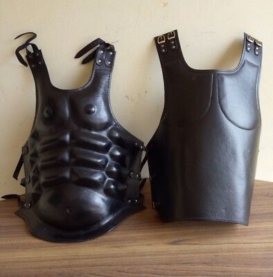 Roman Leather Armour Chest Plate Greek Guardian Armour Breastplate Ancient Greek
