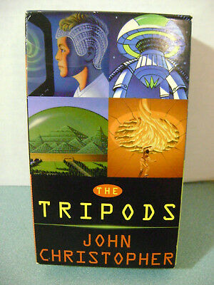 3 Books John Christopher Tripods White Mountains City of Gold Lead Pool of Fire