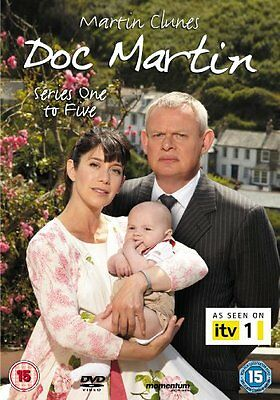Doc Martin The Complete Series 15 [DVD]