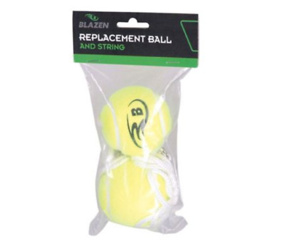 2X Totem Tennis Ball Replacement Backyard  Trainer Spare Ball Hook & String