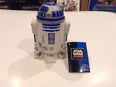 1997 Star Wars R2-D2 Figure with Periscope by Applause - cool