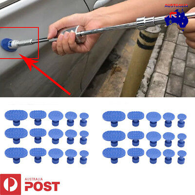 30pc PDR Tools Glue Pulling Tabs Paintless Hail Repair Removal For Dent Puller