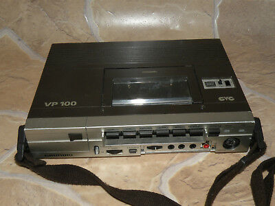 Grundig VP-100 System CVC Compact Video Cass Recorder