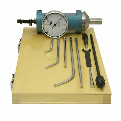Dial Co-Axial Centering Alignment Indicator CO AX Metric Centre Finder Mill