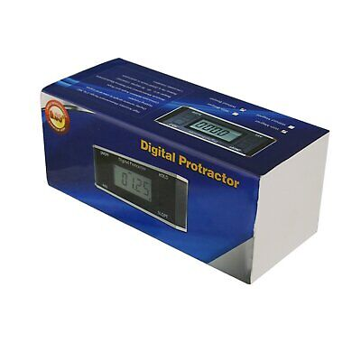 Digital Angle Gauge Protractor Inclinometer Gage Accurate Measuring Machine-DRO