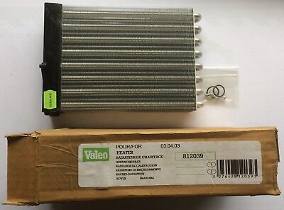 Genuine Valeo 812039 OE Heat Exchanger Interior Heating for Metro 1.0 1.3