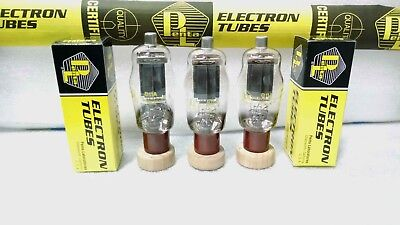 811A Penta Laboratories Direct Matched Trio (3) Tubes 1-Year Warranty