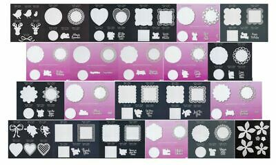 Hunkydory Season's Greetings Deco-Large Luxury Topper Sets With Free Insert!