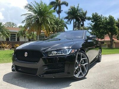 2017 Jaguar XE 35t R-Sport UPERCHARGED! TOP DAWG! $55K+ NEW - BUY IT FOR 1/2 OFF 16 18 C400 IS350 328I CTS