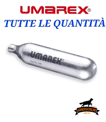 Bombolette Co2 Soft Air Gas Umarex 12G Per Pistola Co2 Libera Vendita Ricarica