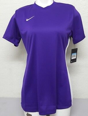 NIKE WOMEN S REVERSIBLE Dri-FIT Soccer Jersey Medium Top Scarlet Red ... 2e4fe2cdc