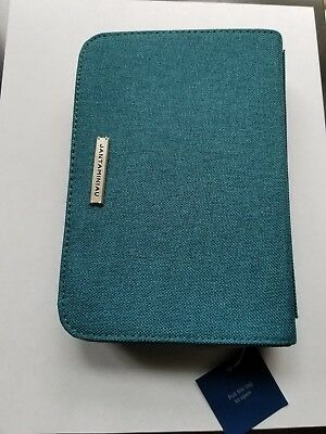 JANTAMINIAU - KLM airlines AMENITY KIT 2018. NEW. Turquoise. Free shipping