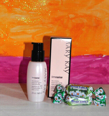 Mary Kay timewise day solution sunscreen spf 30 high protection Geschenkidee!;-)