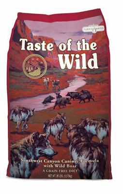 Taste Of The Wild Southwest Canyon Wild Boar Complete Adult Dog Food