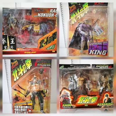 Ken Il Guerriero Fist Of The North Kaiyodo Xebec Toys 199X