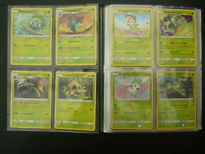 Collection complète pokemon set complet Légendes Brillantes SL3.5 + bonus