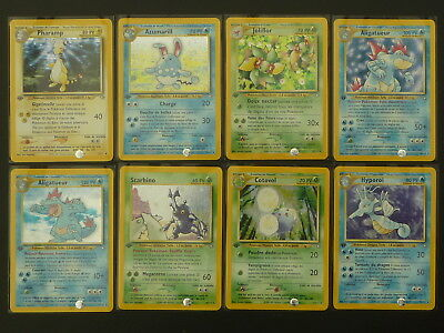 Collection complète wizard neo genesis EDITION 1 - set complet pokemon