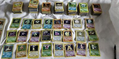 Old Vintage Lot 20 Cards:1St Edition Holo Gem Rare Psa Quality: No Energy Spam