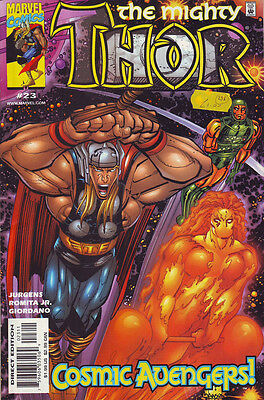 Marvel Comics   The Mighty Thor  No 23  Volume 2  May 2000
