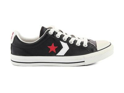 f238b1a36386 105869 CONVERSE STAR PLAYER EV OX 105869 BLACK WHITE Unisex Sneakers Shoes