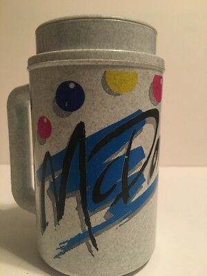 Vintage  McDonald's Travel Mug 1993 Whirley Thermo Hot/Cold Cup RARE
