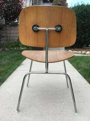 Eames DCM by Herman Miller. Mid Century Modern Dining Chair.