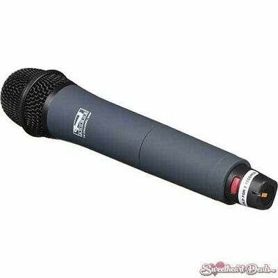 Anchor Audio WH-8000 16-Channel UHF Wireless Handheld Microphone