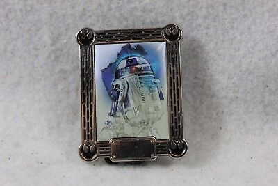 Disney Parks Star Wars The Last Jedi The Resistance Mystery Pin 124068 R2-D2
