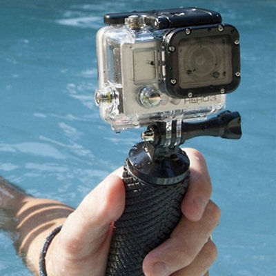 For GoPro Hero Underwater Handheld Selfie Stick Monopod Pole Floating Hand Grip