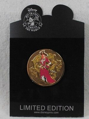 Disney 57992 Shopping Gold Pirate Coin Series Jessica Rabbit Red Head LE 250 Pin