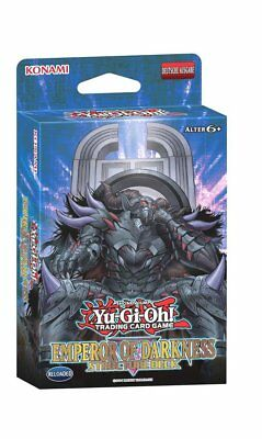 Yu-Gi-Oh! Emperor Of Darkness Structure Deck [Edizione: Germania] (d3c)