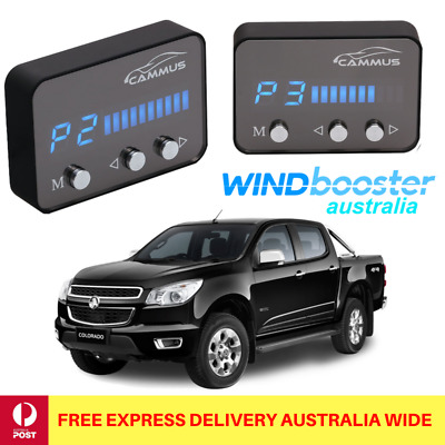Windbooster throttle controller to suit Holden Colorado RG 2012 Onwards