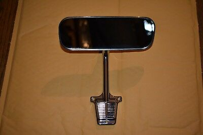 1967 1968 1968 1969  Chevy GMC Pickup Truck Stainless Rear View Mirror & Bracket