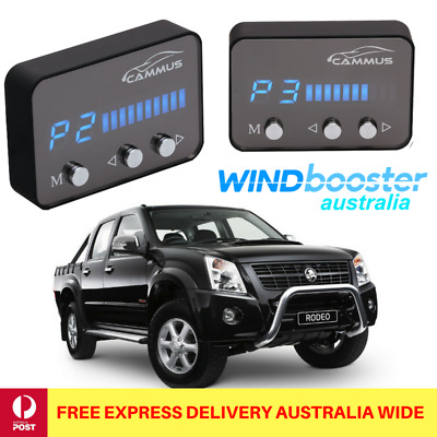 Windbooster throttle controller to suit Holden RC Colorado 2009-2012