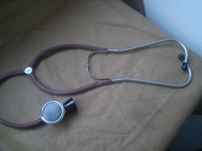 Antique Medical Rubber Stethoscope