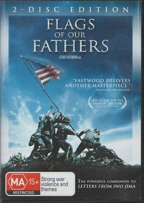 D.v.d Movie  X522   Flags Of Our Fathers  2 Disc Set    Dvd