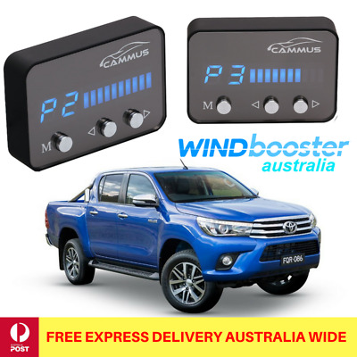 Windbooster Throttle Controller to suit Toyota Hilux 2005-2015