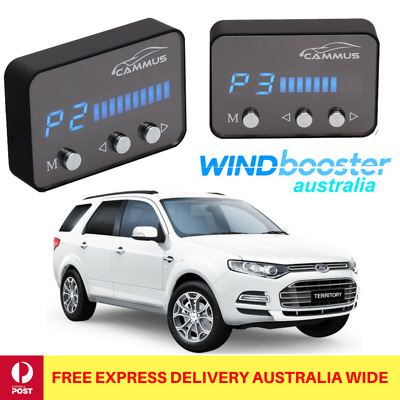 Windbooster Throttle Controller to suit Ford Territory SZ 2011 Onwards
