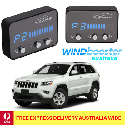 Windbooster Throttle Controller to suit Jeep Grand Cherokee 2011 Onwards
