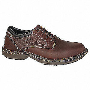 TIMBERLAND PRO Work Shoes,Steel,SD,Mens,10M,Brown,PR, 85590, Brown