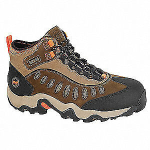 TIMBERLAND PRO Hiking Boots,Stl,Mens,7.5W,Brown,PR, 86515, Brown