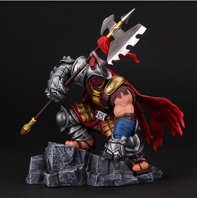 League of Legends LOL Jax Grandmaster at Arms Toy Collection Figure Doll Gift