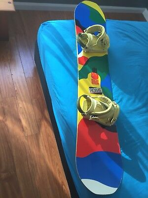 Bataleon Whatever 158 Wide With Fix Magnum Bindings